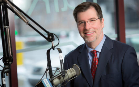 Joe O'Connor, WFAE.