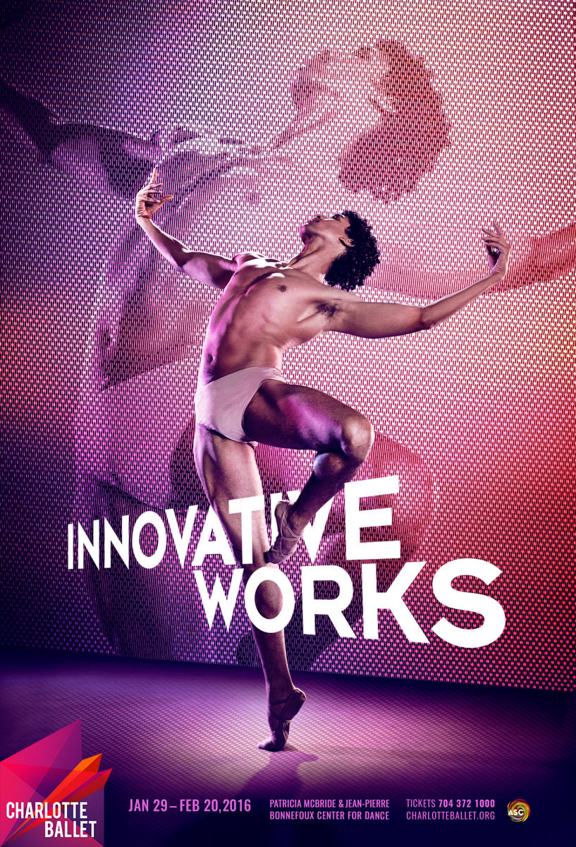 "Addul Manzano.  ""Innovative Works"" campaign design by Mythic."