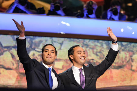Joaquin and Julian Castro