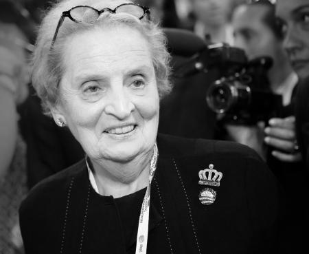 Secretary of State Madeline Albright