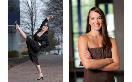 Patricia McBride, Kennedy Center Honoree and Ballerina, Rebecca Carmazzi